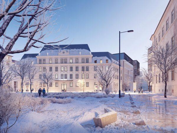 A Radetzky-laktanya megújulása a tervezők szemével